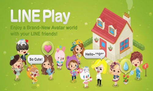 LINE PLAY Your Avatar World Game Android Free Download