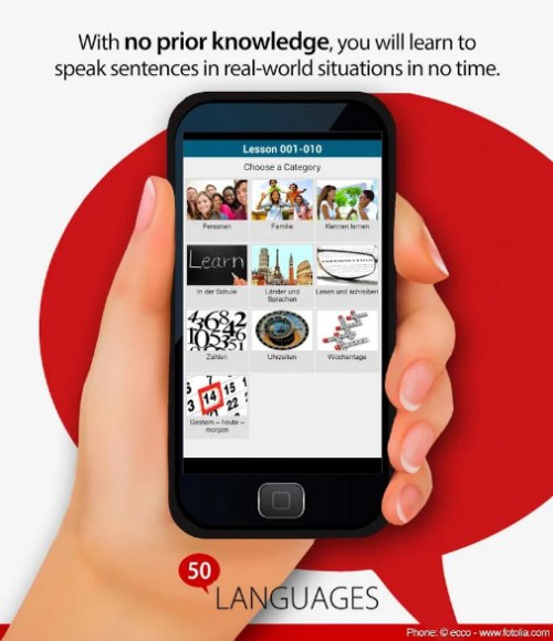 Learn 50 languages FULL App Android Free Download