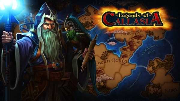 Legends Of Callasia Game Android Free Download
