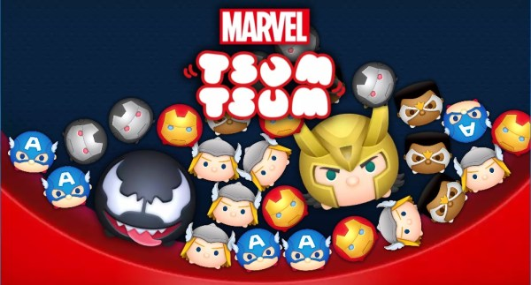 MARVEL Tsum Tsum Game Android Free Download