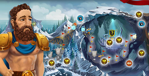 12 Labours Of Hercules 6 Race For Olympus Game Android Free Download