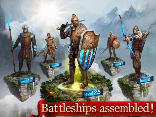 Age of Kings Skyward Battle Game Android Free Download