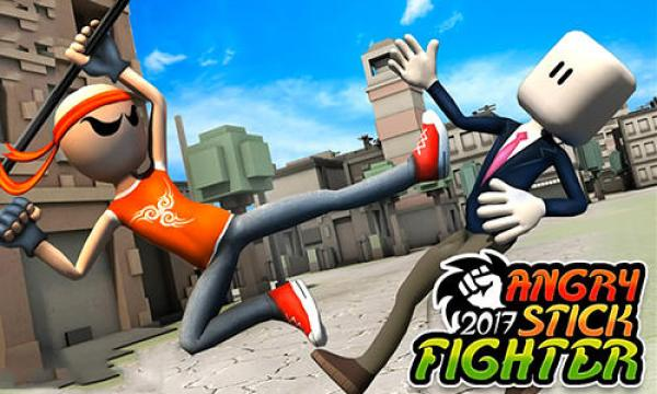 Angry Stick Fighter 2017 Game Android Free Download