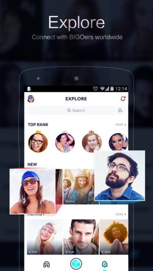 BIGO LIVE Live Broadcasting App Android Free Download