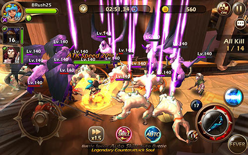 Babel Rush Heroes And Tower Game Android Free Download