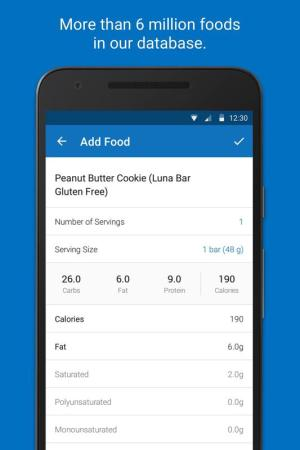 Calorie Counter MyFitnessPal App Android Free Download