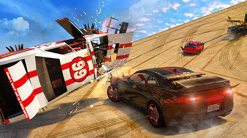 Car Destruction League Game Android Free Download