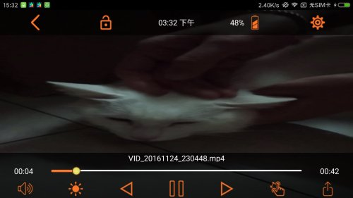 Cool Video Player App Android Free Download