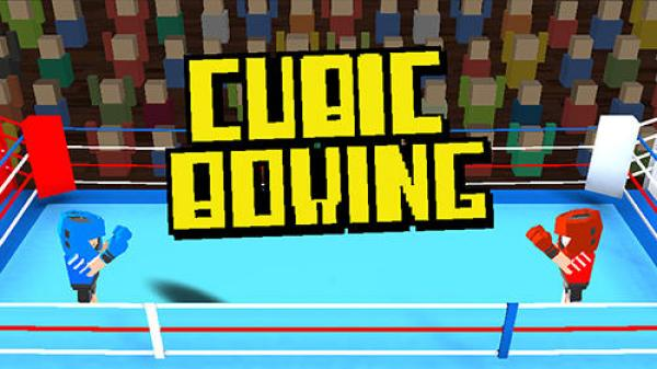 Cubic Boxing 3D Game Android Free Download
