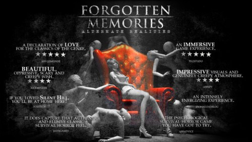 Forgotten Memories Alternate Realities Game Ios Free Download