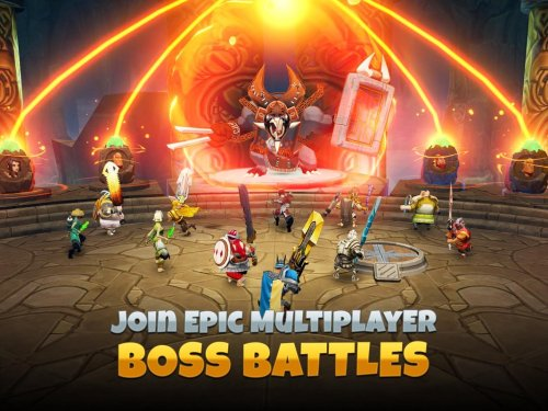 Gates of Epica Game Android Free Download