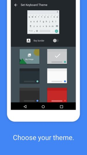 Gboard the Google Keyboard App Android Free Download