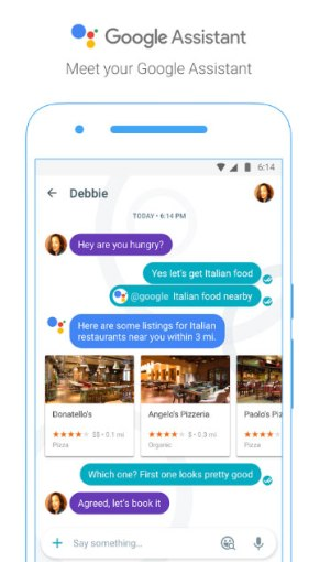 Google Allo App Android Free Download
