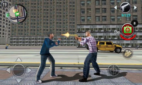 Grand Gangsters 3D Game Android Free Download