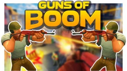 Guns of Boom Game Android Free Download