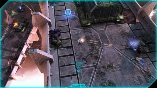 Halo Spartan Assault Game Ios Free Download