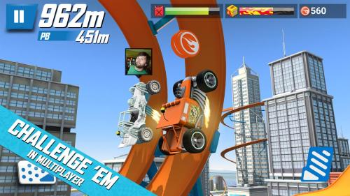 Hot Wheels Race Off Game Android Free Download