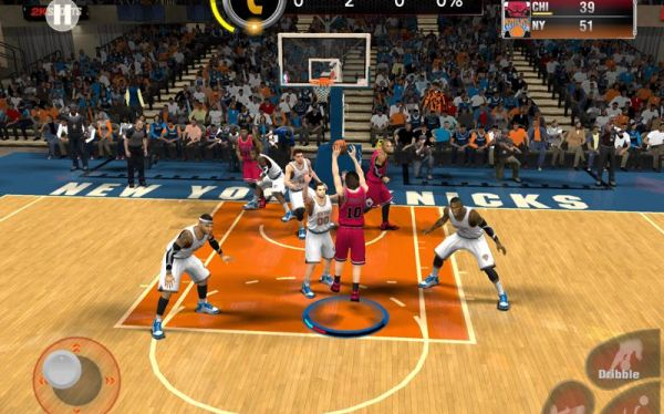 NBA 2K15 Game Ios Free Download