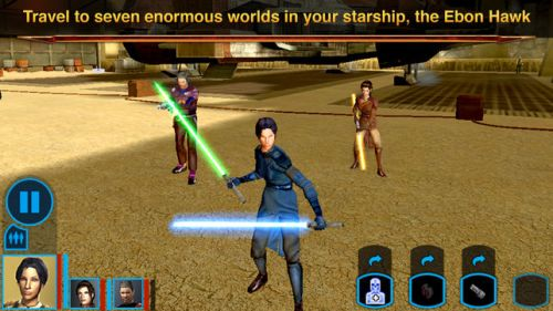 Star Wars Knights Of The Old Republic Game Ios Free Download