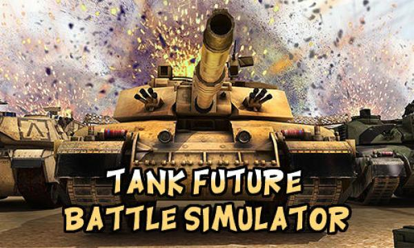 Tank Future Battle Simulator Game Android Free Download