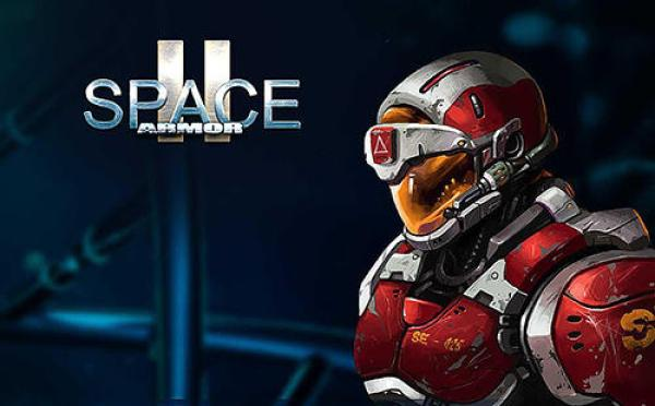 3D Overwatch Hero 2 Space Armor 2 Game Android Free Download