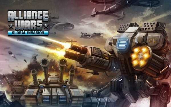 Alliance Wars Global Invasion Game Android Free Download