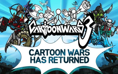 Cartoon Wars 3 Game Android Free Download