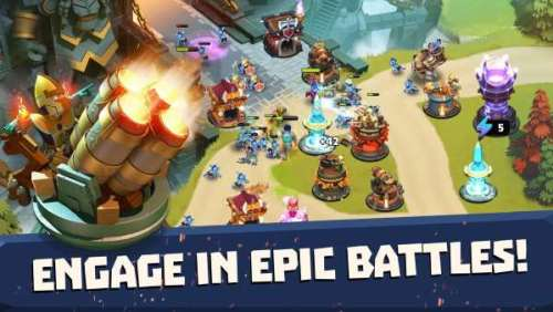 Castle Creeps TD Game Android Free Download