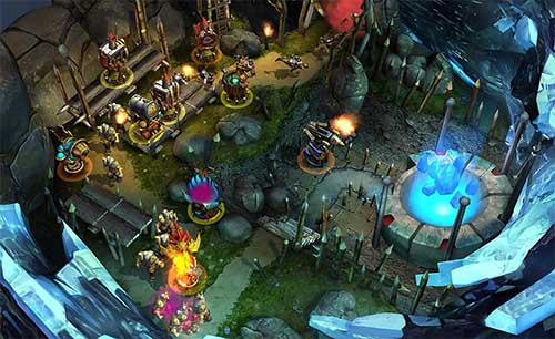Defenders Tower Defense Origins Game Android Free Download