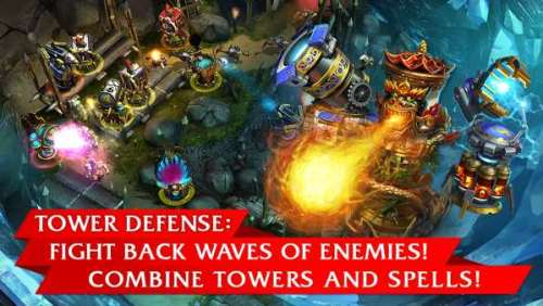 Defenders Tower Defense Origins Game Android Free Download