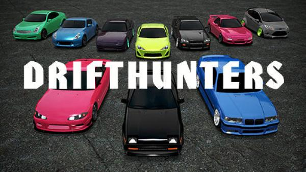 Drift Hunters Game Android Free Download
