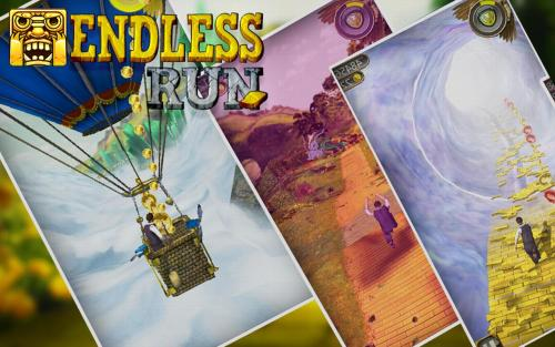 Endless Run Lost OZ Game Android Free Download