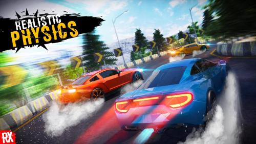 Extreme Asphalt Car Racing Game Android Free Download