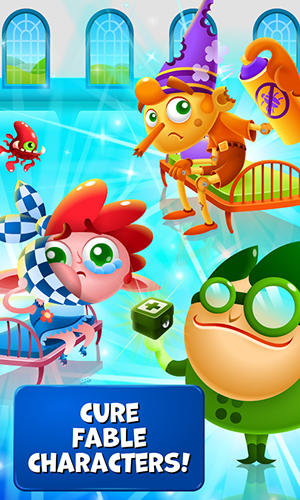 Fable Clinic Match 3 Puzzler Game Android Free Download