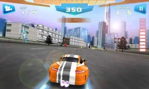 Fast Racing 3D Game Android Free Download