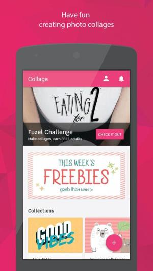 Fuzel Collage App Android Free Download
