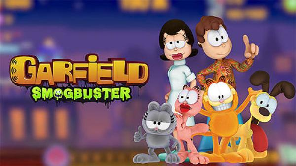 Garfield Smogbuster Game Android Free Download
