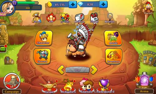 Gungun Online Game Android Free Download