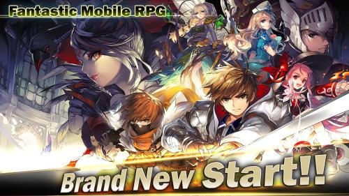 King's Raid Game Android Free Download