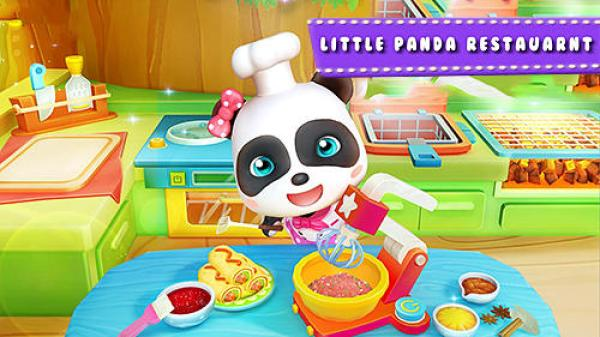 Little Panda Restaurant Game Android Free DownloadLittle Panda Restaurant Game Android Free Download