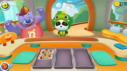 Little Panda Restaurant Game Android Free Download