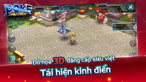 Poke Đại Chiến Game Android Free Download