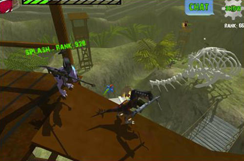 Raptors Online Game Android Free Download