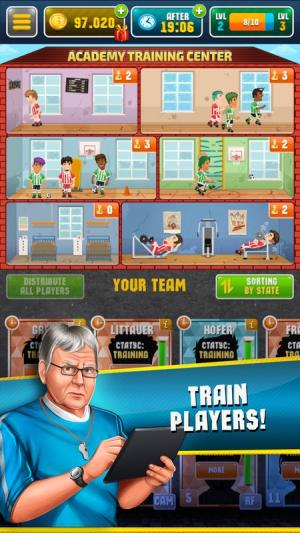 Soccer Academy Simulator Game Android Free Download