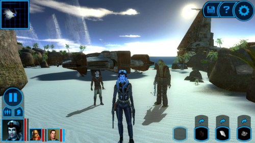 Star Wars Knights of the Old Republic Game Android free Download