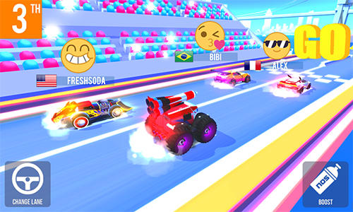 Sup Multiplayer Racing Game Android Free Download