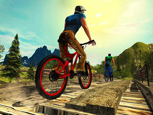 Uphill Offroad Bicycle Rider Game Android Free Download