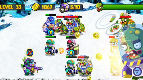 Zombies Siege Game Android Free Download