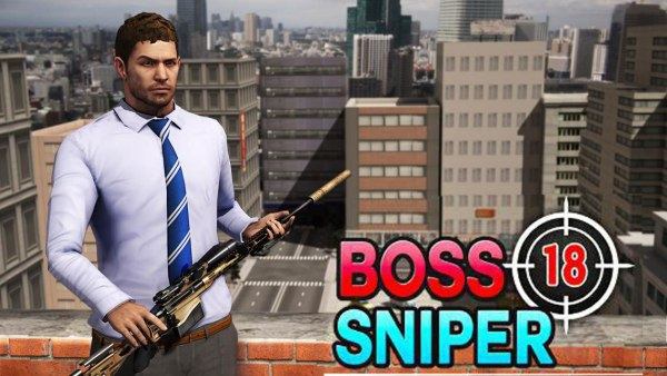 Boss Sniper +18 Game Android Free Download