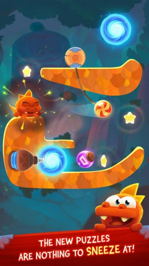 Cut the rope Magic Game Ios Free Download